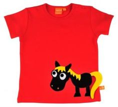 Tricou Red Horse