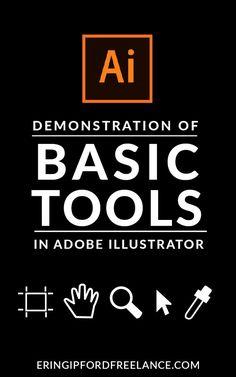 Erin Gipford Freelance: Adobe Tutorials - Learn Adobe Illustrator, Photoshop and InDesign Graphic Design Tools, Web Design, Graphic Design Tutorials, Tool Design, Graphic Design Inspiration, Vector Design, Design Process, Design Trends, Adobe Illustrator Tutorials