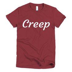 Women's Creep T-shirt - Ludic Tees