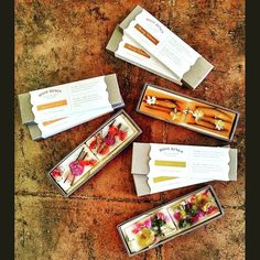 Wax scent sachets! Perfect for closet, bathroom or anywhere that could use a fresh scent! A. ell atelier