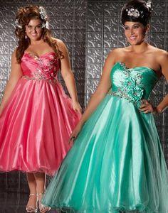 Fabulouss Plus Size 6315F at Prom Dress Shop