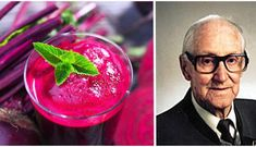 Cancer Cells Die In 42 Days: This Famous Austrian's Juice Cured Over People From Cancer & Other Incurable Diseases! (Recipe) - Organic And Healthy Natural Cancer Cures, Natural Cures, Banana Before Bed, Natural Detox, Cancer Facts, Raw Food Recipes, The Cure, Nutrition, Natural Treatments