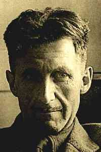 """"""" Many people genuinely do not wish to be saints, and it is possible that some who achieve or aspire to sainthood have never had much temptation to be human beings. """" -George Orwell"""