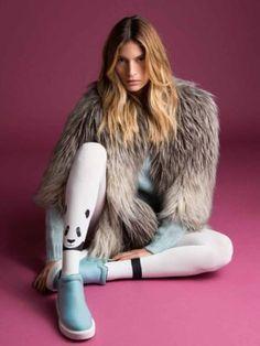 08d7244dde8 Zoo Lander Animal Printed Fashion Tights White Zohara F232 Cb M Black  Print
