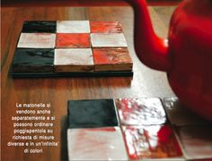 Poggiapentola in ceramica, design by Atelier Daniela Levera, salva manteles en ceramica diseño made in italy, #ceramic #trivet #pottery