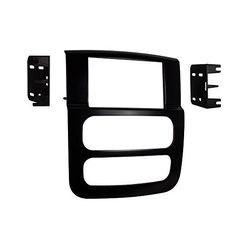 Metra 95-6522B Double DIN Stereo Install Dash Kit for Select 2002-2005 Dodge Ram - http://www.caraccessoriesonlinemarket.com/metra-95-6522b-double-din-stereo-install-dash-kit-for-select-2002-2005-dodge-ram/  #20022005, #956522B, #Dash, #Dodge, #Double, #Install, #Metra, #Select, #Stereo #Dodge, #Enthusiast-Merchandise