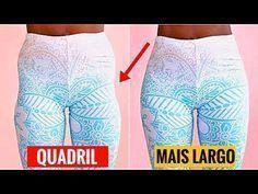QUADRIL LARGO→5 EXERCÍCIOS PARA PERDER CULOTE e Ter Quadril Largo! Como Aumentar o Quadril Em Casa - YouTube
