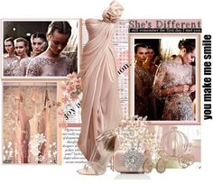 """""""Nude Inspiration"""" by thepeachblossom on Polyvore"""