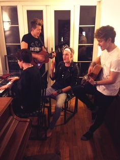 the vamps twitcam on march 3 2014