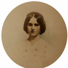 Victorian Woman Impressão fotográfica