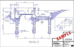 swimming pool autocad drawing details pinteres. Black Bedroom Furniture Sets. Home Design Ideas