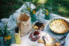 Imagen de food, picnic, and vintage