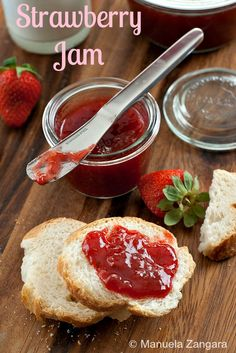 How to make a delicious Strawberry Jam at home!