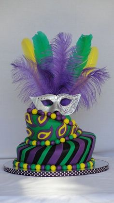The top 24 Ideas About Mardi Gras Party Food Ideas, Food Gras ideas Mardi .The top 24 Ideas About Mardi Gras Party Food Ideas, Food Gras ideas Mardi mardigrasreci. Mardi Gras Food, Mardi Gras Beads, Mardi Gras Party, Masquerade Cakes, Masquerade Theme, New Orleans Mardi Gras, Mardi Gras Decorations, Party Food And Drinks, Sweet 16 Parties