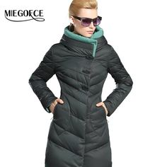New Winter Collection Winter Women Down Coat Jacket Warm High Quality  Woman Down Parka  Winter Coat - FREE SHIPPING