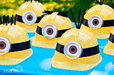 70 Inspirações - festas infantis dos Minions