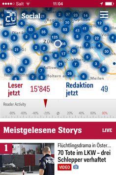 """#20minupdate Die neue """"20 Minuten""""-App im persoenlich.com-Test   persoenlich.com"""