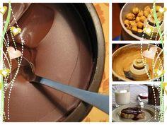 Najlepšia domáca Nutella – s fotopostupom Nutella, Chocolate Fondue, Food And Drink, Recipes, Cakes, Cake Makers, Recipies, Kuchen, Cake