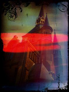 Church, Rotterdam. Horrorstyle :-) photo : Jeroen Figee 2013