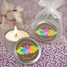 luau candle tin baby shower favors 199