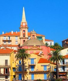 Corsica, #France—a small island southeast of the mainland.