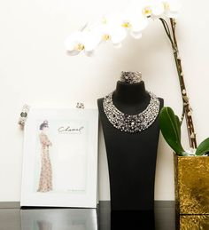 Orchids and Chanel, even better First Perfume, Chanel Jewelry, Jewelry Tools, Crown Jewels, Happy Girls, Timeless Design, New Outfits, Flower Arrangements, Downton Abbey