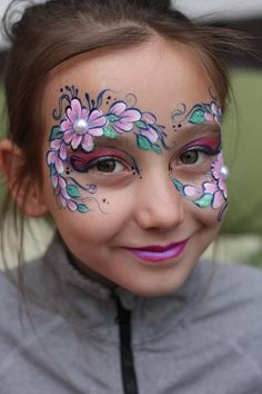 Nadine's Dreams Face Painting - Photo Gallery #facepaintingbooth