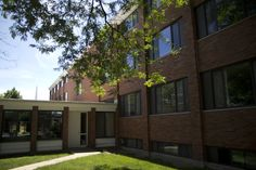 Newberry Hall, Alma College, Alma, MI