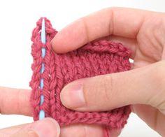 Mattress Stitch. A r