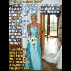 New Bridesmaid