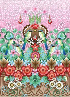 Barranquero wallpaper from Catalina Estrada