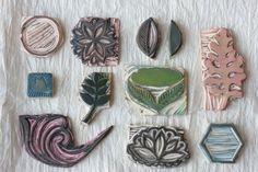 Rubber Stamps – Sellos de Goma