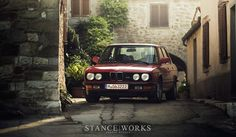 The Daily Grind - BMWs on the Back Roads of Italy - StanceWorks