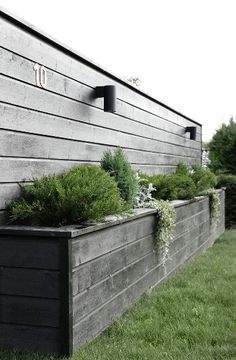 Amazingly Creative Long Planter Ideas for Your Patio 49