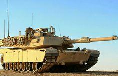 M1-A2 Abrams