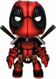 littel big planet costumes   Deadpool Bugle: Deadpool Costume for Little Big Planet   Deadpool