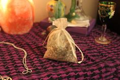 """witchy-tips: """"I specifically made this """"Anti Anxiety"""" spell charm so that I could carry it with me while Driving (Driving/Highway Anxiety) It fits perfectly around my rear view mirror. It is my hope..."""