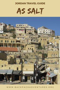 As Salt Jordan: a day trip from Amman - Backpack Adventures