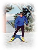 Spooner Lake Cross Country Ski Area, Lake Tahoe, Nevada