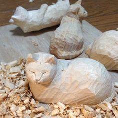 So you want to learn how to whittle, eh? Well this guest post will get you on the road from beginner to bearded whittling master!Most people wouldn't think it, but woodcarving is an outlet for artistic expression, and is surprisingly relaxing! There are several styles of woodcarving, but the most convenient one is whittling.How is …