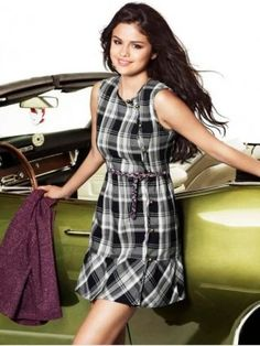 Selena Gomez Lookbook Dream Out Loud Fall 2012