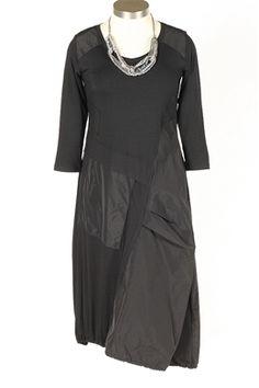 Comfy USA - London Dress - Black - at Fawbush's