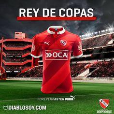 camisetaliga2016: Nueva camiseta del Independiente 2016 Casa