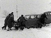 The Big Freeze 1963 lasted for 2 months and caused chaos across Britain. .... The sea froze at Leigh