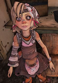 Tiny Tina from Borderlands 2! My Halloween costume