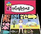 Colorforms- dress the girl in the best clothes for the weather!