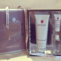 With Christmas fast approaching check out this Gatineau gift set of cleanser, eye makeup remover and radiance scrub.