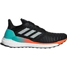 Adidas Herren Laufschuhe Alphaboost Parley Größe 48 in Grau