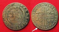 1679 swiss Thaler coin with Iehova written on it #Tetragrammaton #Jehovah…
