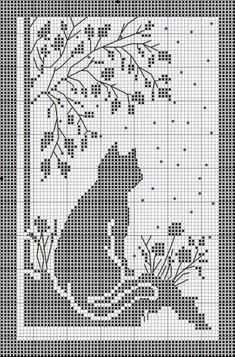 Kira scheme crochet: Scheme crochet no. 1674